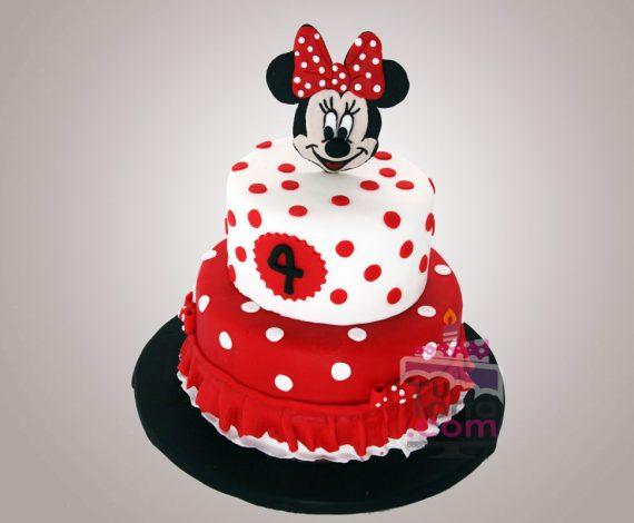 Tortas de Minnie Mouse