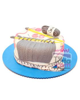 torta para costureras