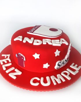 torta-independiente-club-santa-fe