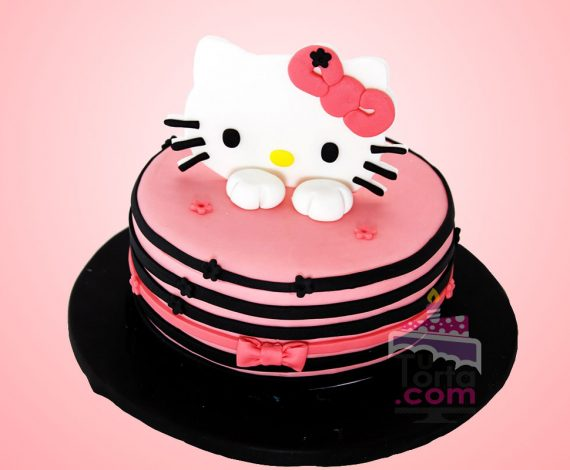 Tortas de Hello Kitty