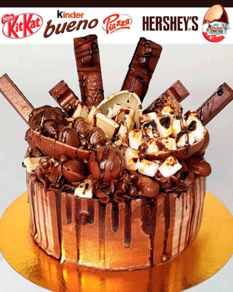 torta-kinder-chocolate-2